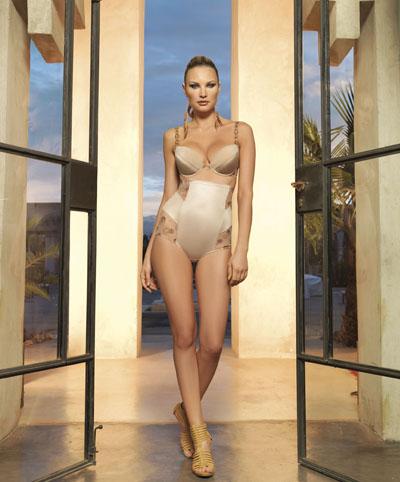 lingerie fine allande