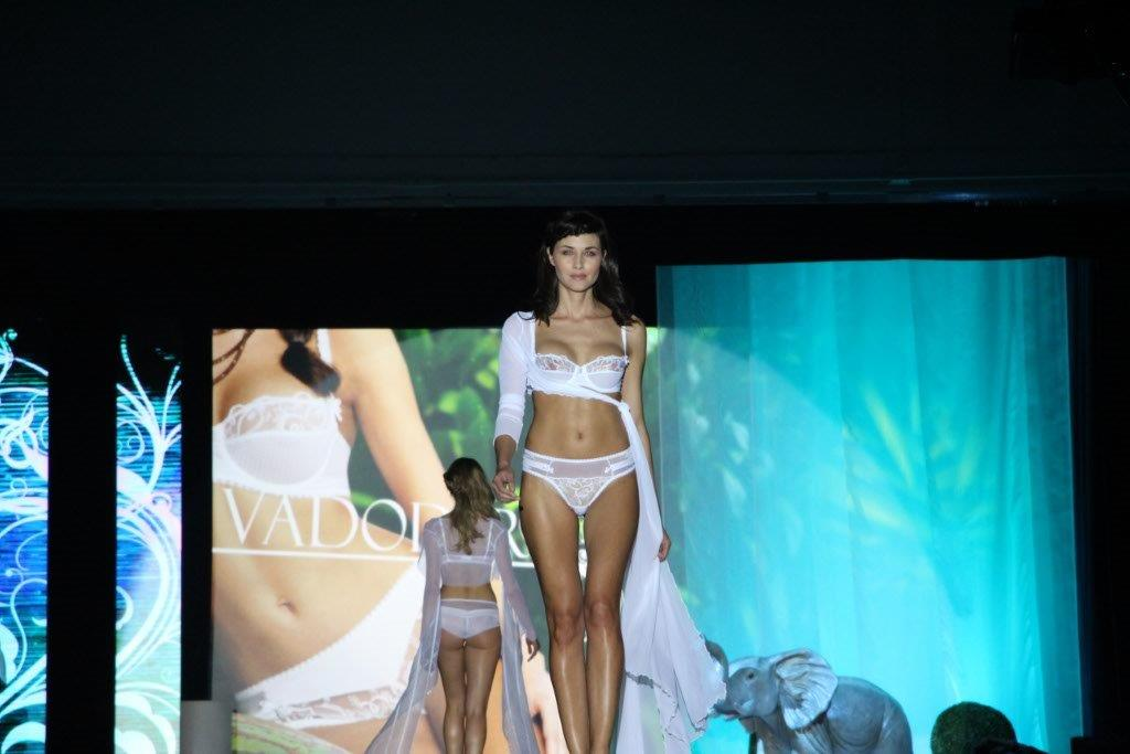 Collection Allande lingerie printemps/été 2015, ligne VADODARA