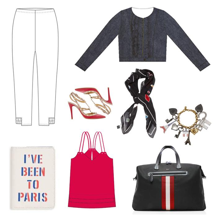 style bistro frenchy à paris