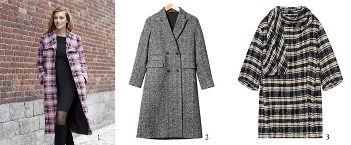 AMANA** manteau Tanaïs 249€